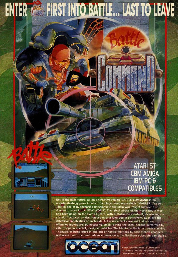 Battle Master - Amiga Game - Download ADF - Lemon Amiga
