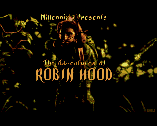 Adventures of Robin Hood, The screenshot