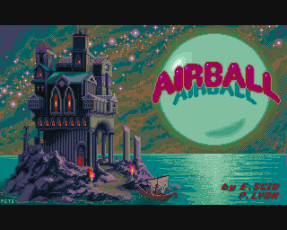 Airball screenshot