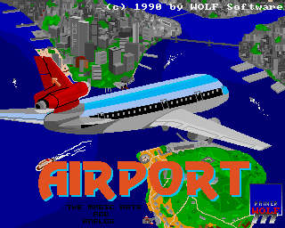 Airport screenshot