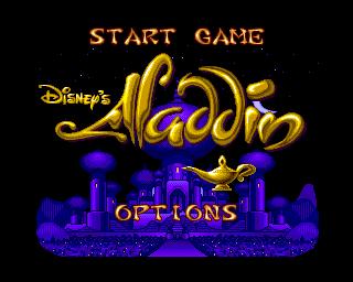 Aladdin - Lemon Amiga