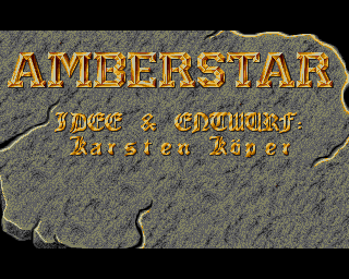 Amberstar screenshot