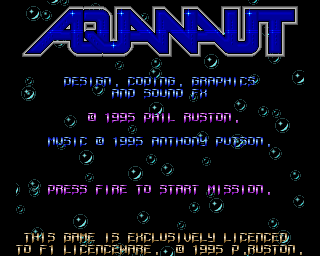 Aquanaut screenshot