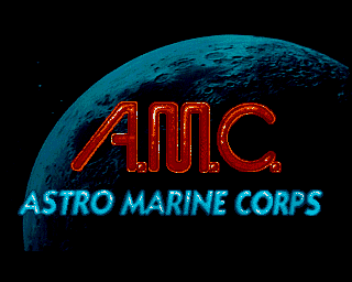 Astro Marine Corps screenshot