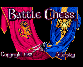 Battle Chess - Amiga Game / Games - Download ADF, Review