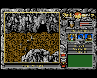North & South - Amiga Game - Download ADF, Music, Review