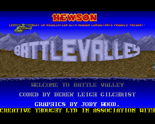 Battle Valley screenshot