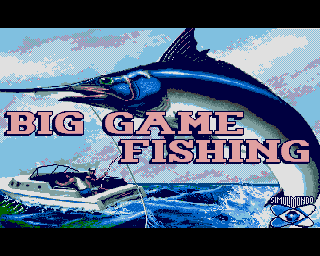 big game fishing amiga game games download adf lemon amiga game fishing 320x256