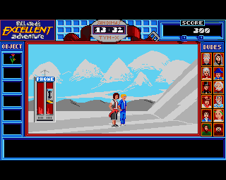 Go On An Adventure With Bill And Ted For Free With No Download