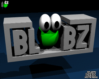 Blobz screenshot