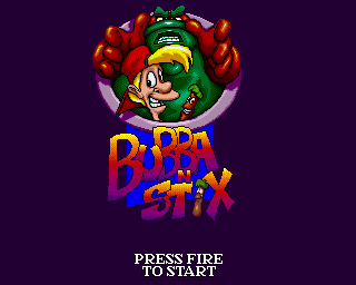 Bubba 'n' Stix screenshot