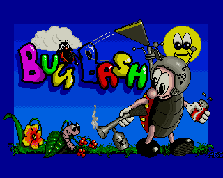 Bug Bash screenshot