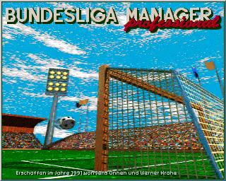 Bundesliga manager hattrick aga download (1994 amiga game).