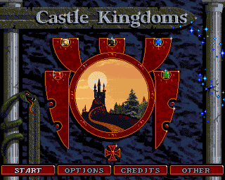 Castle Kingdoms screenshot