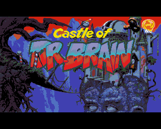 Castle of Dr. Brain screenshot
