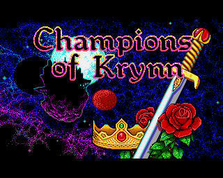 Champions of Krynn - Amiga Game Review, Games Reviews - Lemon Amiga