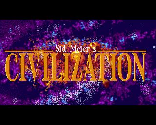 Civilization - Lemon Amiga