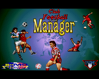 Club Football: The Manager - Amiga Game / Games - Download