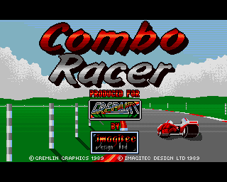 Combo Racer screenshot