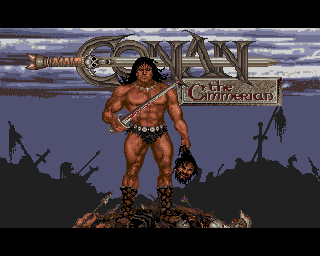 Conan the Cimmerian screenshot