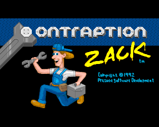 Contraption Zack screenshot