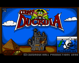 Count Duckula - Lemon Amiga