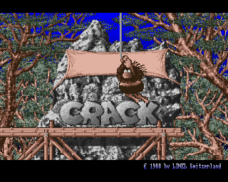 Crack - Amiga Game / Games - Download ADF - Lemon Amiga