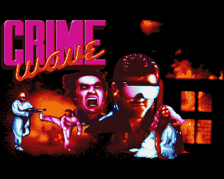 Crime Wave screenshot