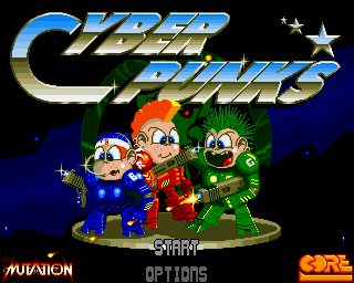 Cyberpunks screenshot