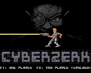 Cyberzerk screenshot