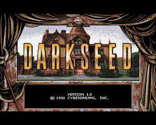 Darkseed, Mike Dawson - Amiga Game / Games - Download ADF