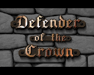 Defender of the Crown screenshot