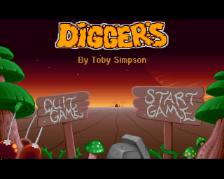 Diggers screenshot
