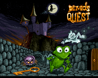 Dimo's Quest, Dimos Quest - Amiga Game / Games - Download