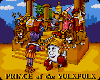 Dizzy: Prince of the Yolkfolk screenshot