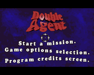 Double Agent screenshot
