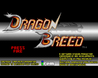 Dragon Breed screenshot
