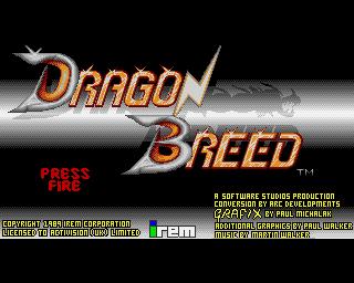 Dragon Breed - Lemon Amiga