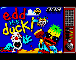 Edd the Duck! screenshot