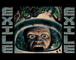 Exile - Amiga Game / Games - Download ADF, Review - Lemon Amiga