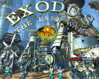 Exodus: The Last War - Amiga Game / Games - Download ADF - Lemon Amiga