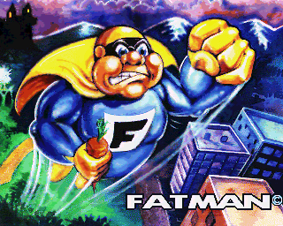 Fatman: The Caped Consumer screenshot