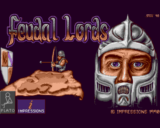 Feudal Lords - Amiga Game / Games - Download ADF - Lemon Amiga