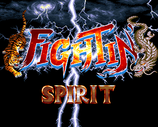 Fightin' Spirit screenshot