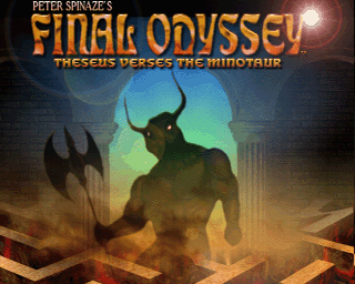 Final Odyssey: Theseus verses the Minotaur screenshot
