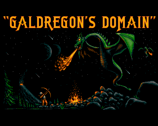 Galdregon's Domain screenshot