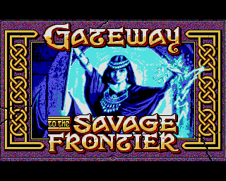 Gateway to the Savage Frontier screenshot
