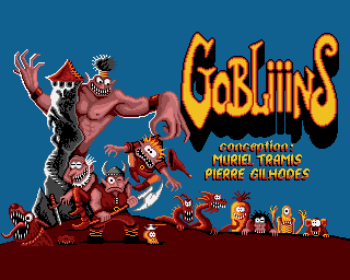 Gobliiins screenshot