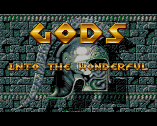 Gods - Amiga Game / Games - Download ADF, Music, Review
