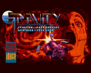 Gravity - Amiga Game / Games - Download ADF - Lemon Amiga